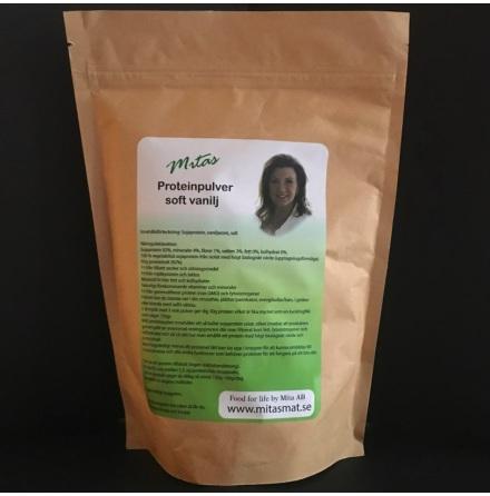 Mitas proteinpulver soft vanilj
